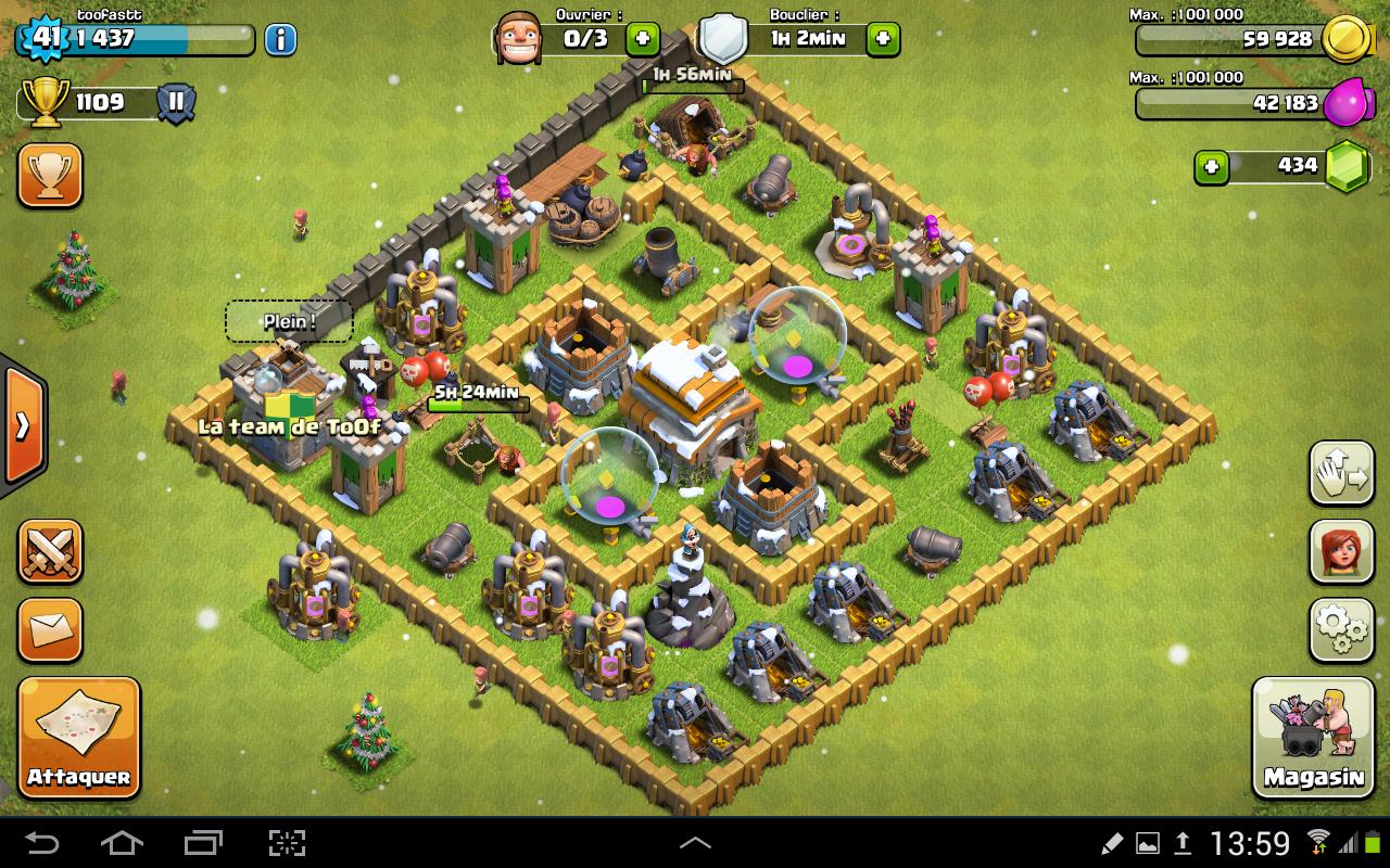 le meilleur village hdv 5
