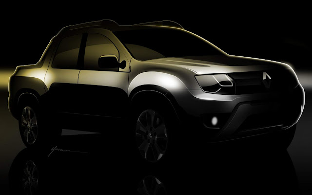 Renault Duster Picape - Oroch