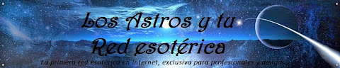 Los Astros y tu red esotérica