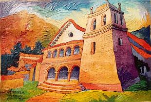 """""""Iglesia de Urcos"""""""