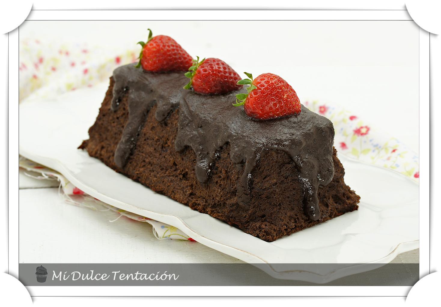 mi dulce tentaci n bizcocho de chocolate en 4 minutos