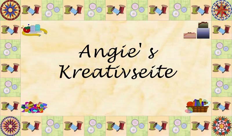 Angie's Kreativseite