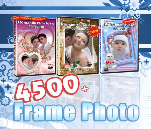 Jual DVD Frame Foto lengkap