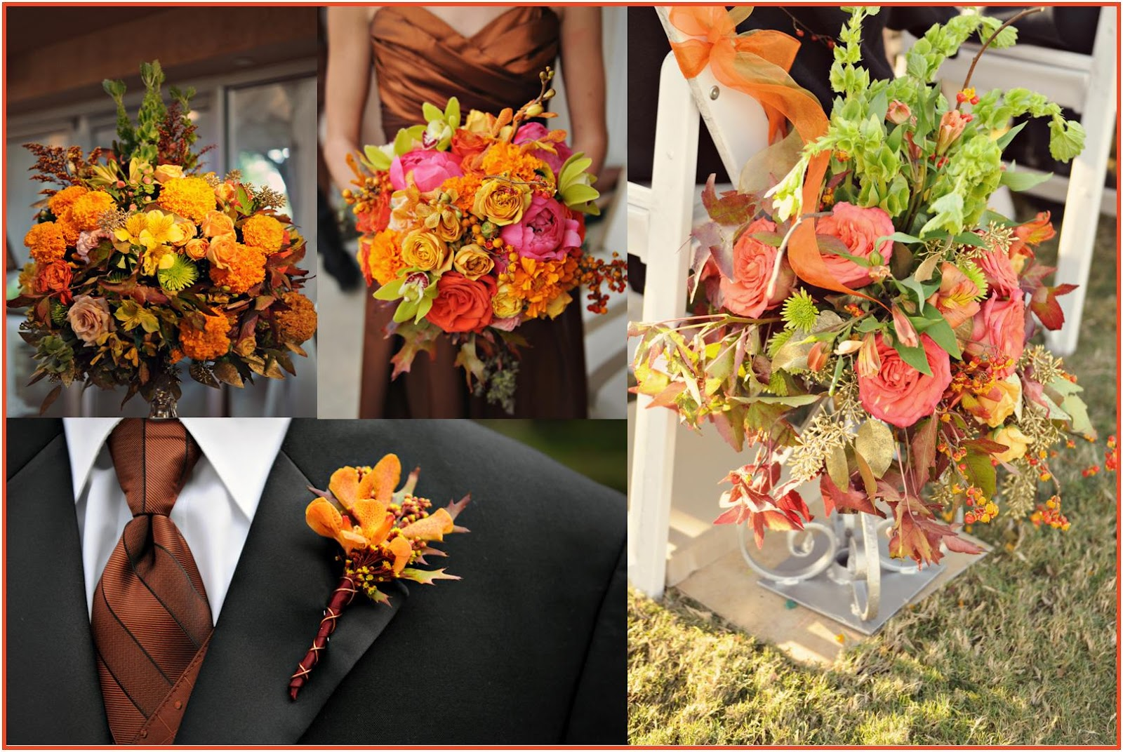Fall Family Photo Color Schemes http://stardustcelebrations.blogspot.com/2012/07/real-wedding-haddad-nagy.html