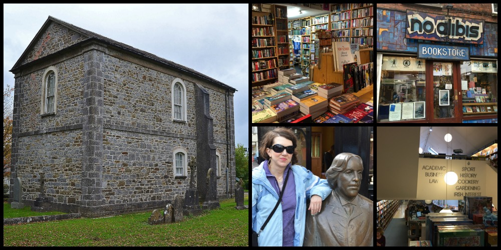 literary tourism ireland outside of dublin