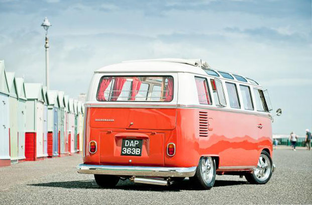 Vw 1964 rhd 21 window samba deluxe vw bus for 1963 vw samba t1 21 window split screen campervan