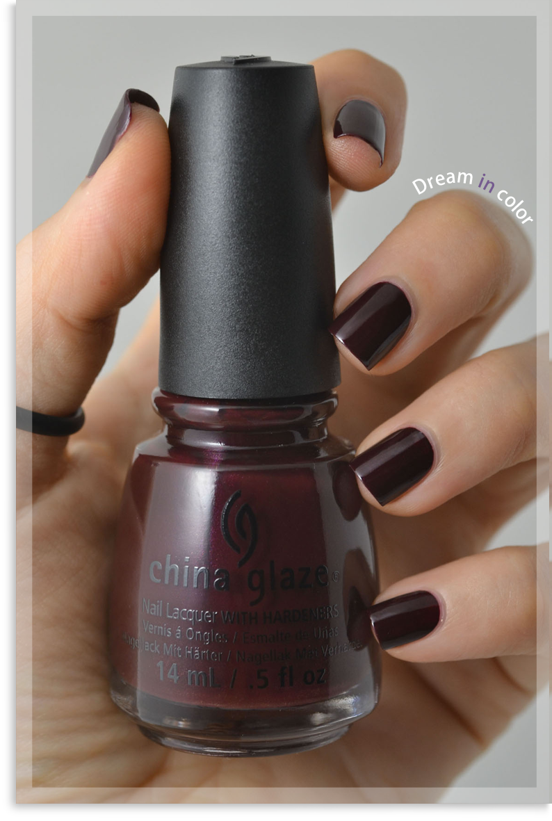 China Glaze Conduct Yourself