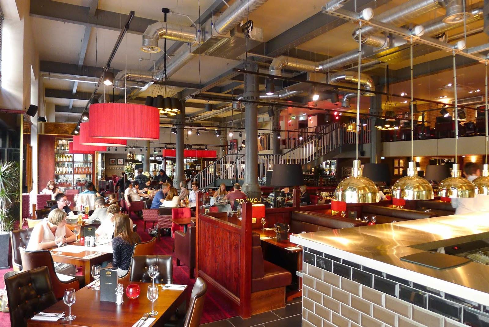 Food Market Cardiff Bay