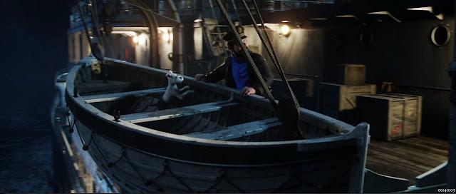 Las aventuras de Tintín El secreto del Unicornio 720p HD Español Latino Dual BRRip