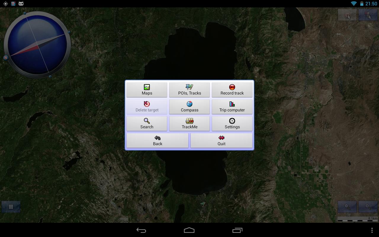 gps навигатор на андроид без интернета скачать бесплатно на русском