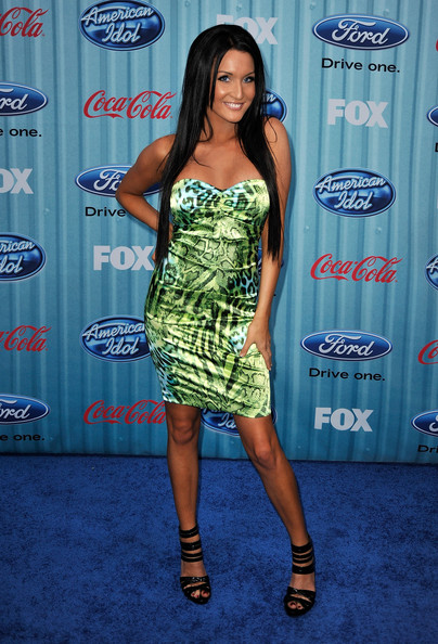 American idol and bikini girl autition — pic 14