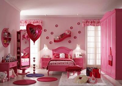 Djecja soba za princeze