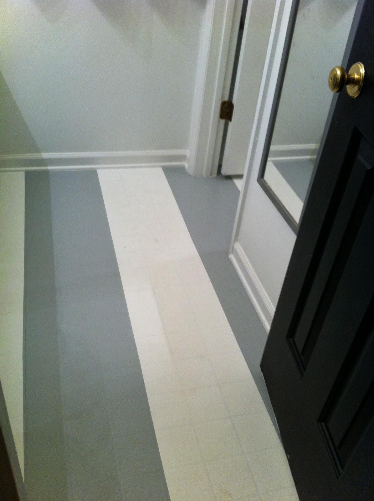 how to get paint off vinyl floor