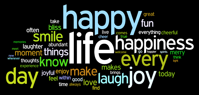 joy and happiness 1, 2 pleasure, joy, exhilaration, bliss, contentedness, delight, enjoyment, satisfaction happiness, bliss, contentment, felicity imply an active or passive state of.