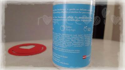 GO&HOME  Deodorante Aloe