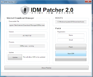 Free Download IDM LIFETIME Patcher 2.0