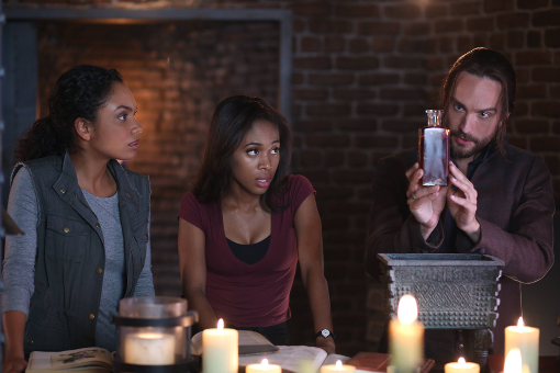 Sleepy Hollow S02E06. And The Abyss Gazes Back