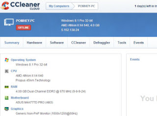 ripulisci più pc via web con ccleaner