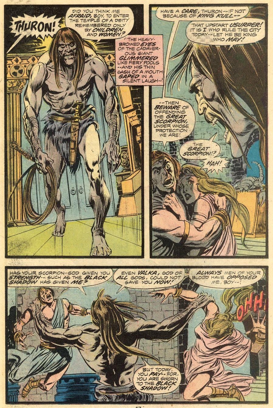Conan the Barbarian (1970) Issue #52 #64 - English 12