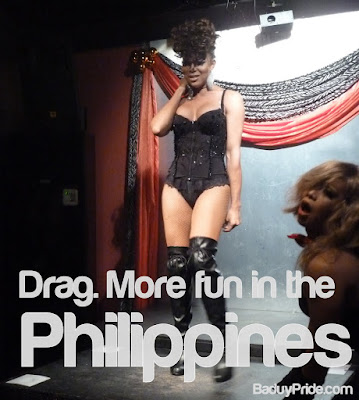 Drag. More Fun in the Philippines