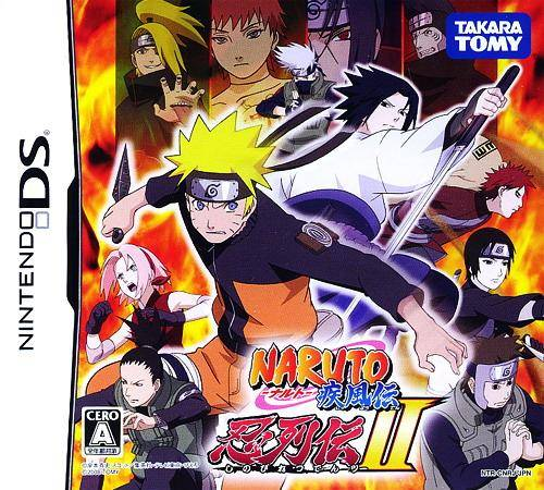 Naruto Ninja Destiny II Download ITA Nintendo DS Rom EU