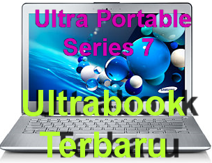 Ultrabook Terbaru