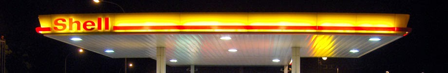 Shell station (Credit: royaldutchshellplc.com)
