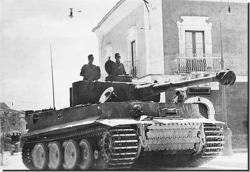 Tank of World War ii