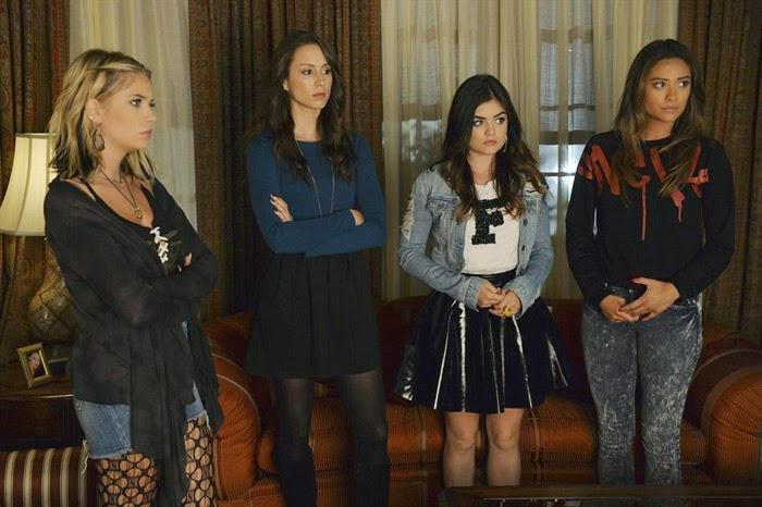 "Pretty Little Liars-Taking This One To This Grave Review:"" Sleeping Beauty"""