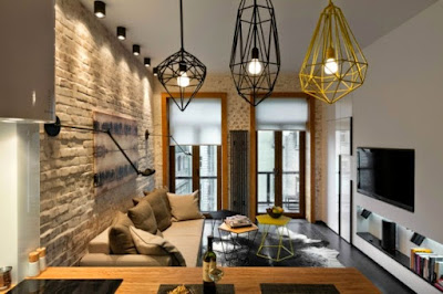 Reforma apartamento pequeno Elena Fateeva