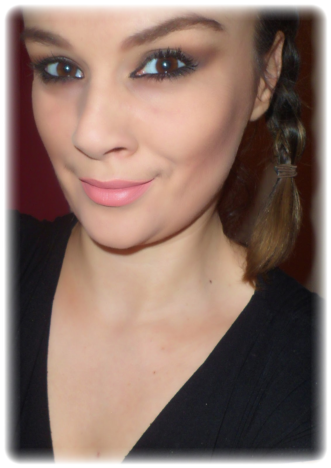 beautiful me plus you: Seventh Make-Up Look of X-Mas2012 ...