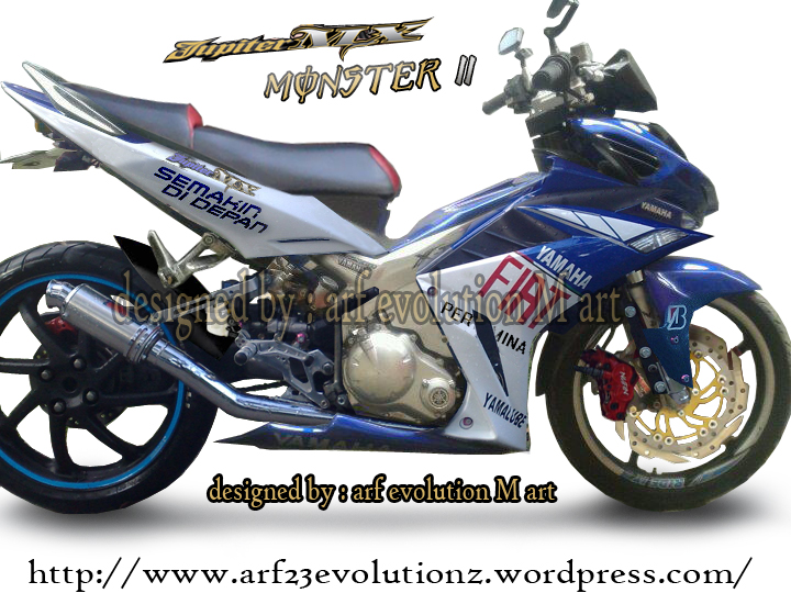 Jupiter MX Monster title=