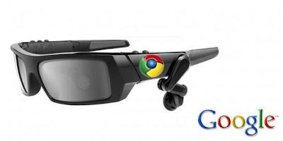 google 智能眼鏡