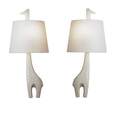 giraffe lamps design art interiors pinterest. Black Bedroom Furniture Sets. Home Design Ideas