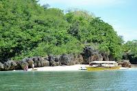 Ave Maria Island in Guimaras