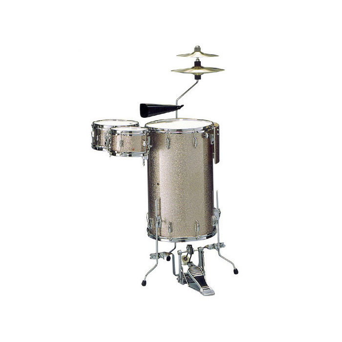 Compact drum set for Yamaha portable drums