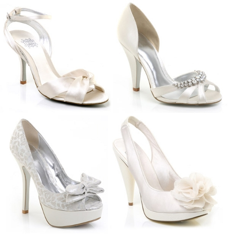 wedding shoes - designer wedding shoes