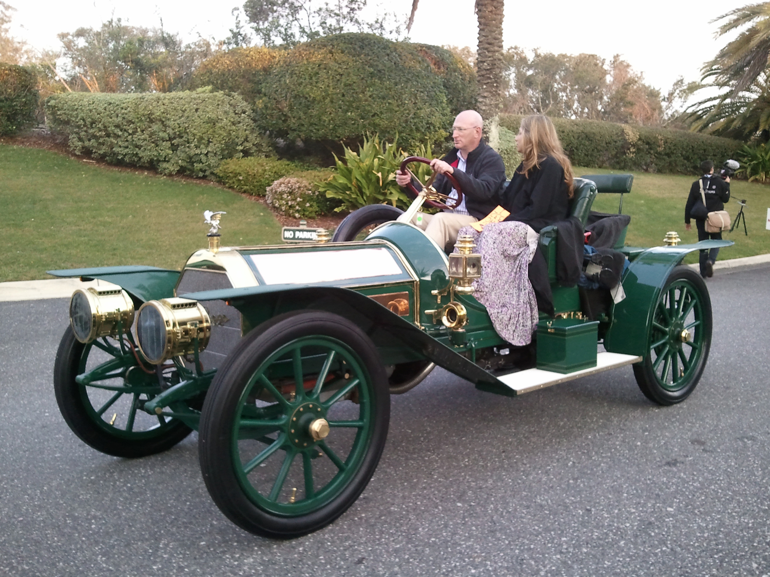 Brass cars of the 2013 Amelia Island Concours | Vintage Motoring Blog