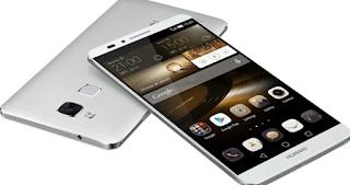 Huawei Honor 7, Sensor Sidik Jari dan RAM 4GB