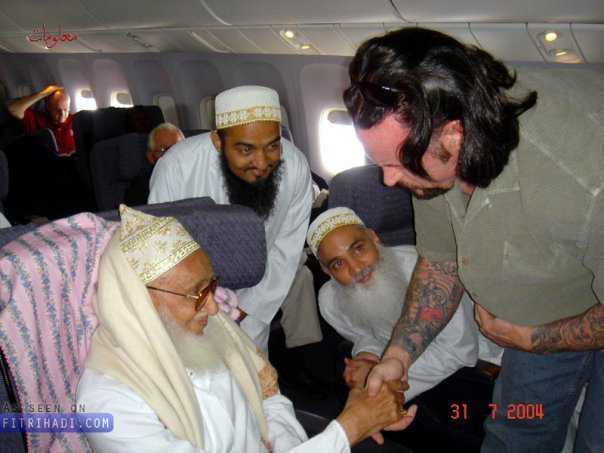 undertaker wwe respect muslim alim