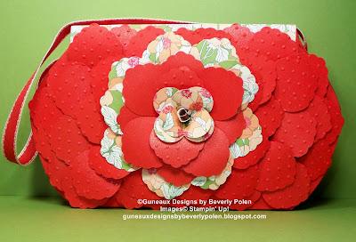 Beyond the Garden Designer Series Paper Purse