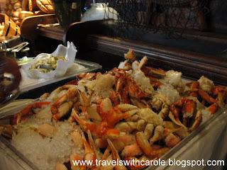 Weekend adventures update november 2011 for Spenger s fresh fish grotto