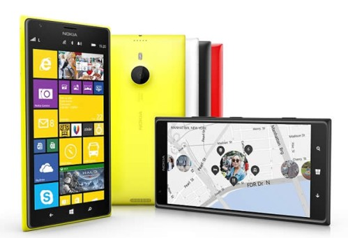 Iniziato in Italia l'aggiornamento windows phone 8.1 Cyan per Nokia Lumia 1520 Vodafone e TIM