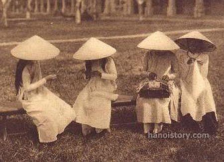 Khám phá Vẻ đẹp thiếu nữ Hà Nội xưa