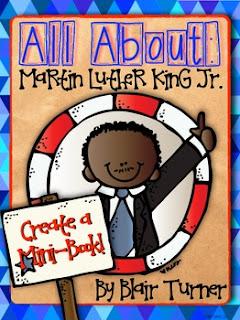 http://www.teacherspayteachers.com/Product/FREE-Martin-Luther-King-Jr-Create-a-Mini-Book-1026058