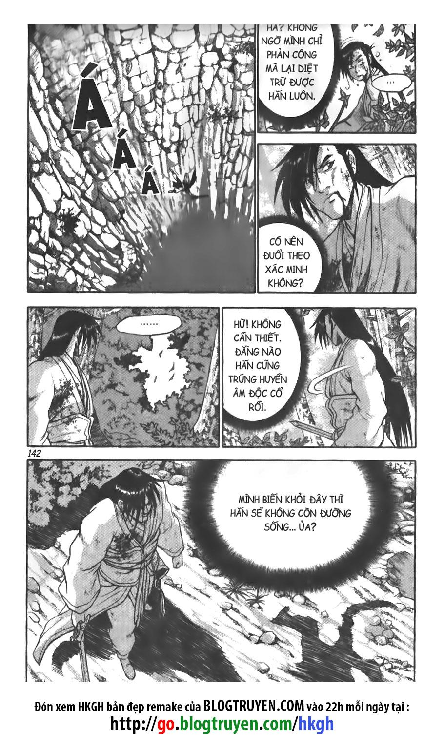 Hiệp Khách Giang Hồ chap 299 page 16 - IZTruyenTranh.com