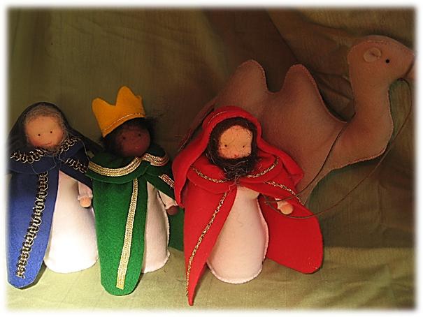 jaartafel seizoentafel antroposofische kerstgroep