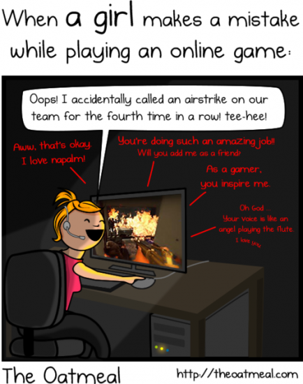 where to find gamer girls online