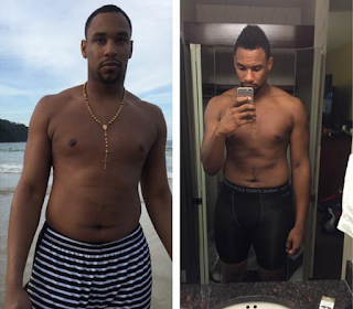 Jared Sullinger's trainer posts photo of Boston Celtics big man going through shirtless workout Sully%2BWeight%2BLoss%2B1