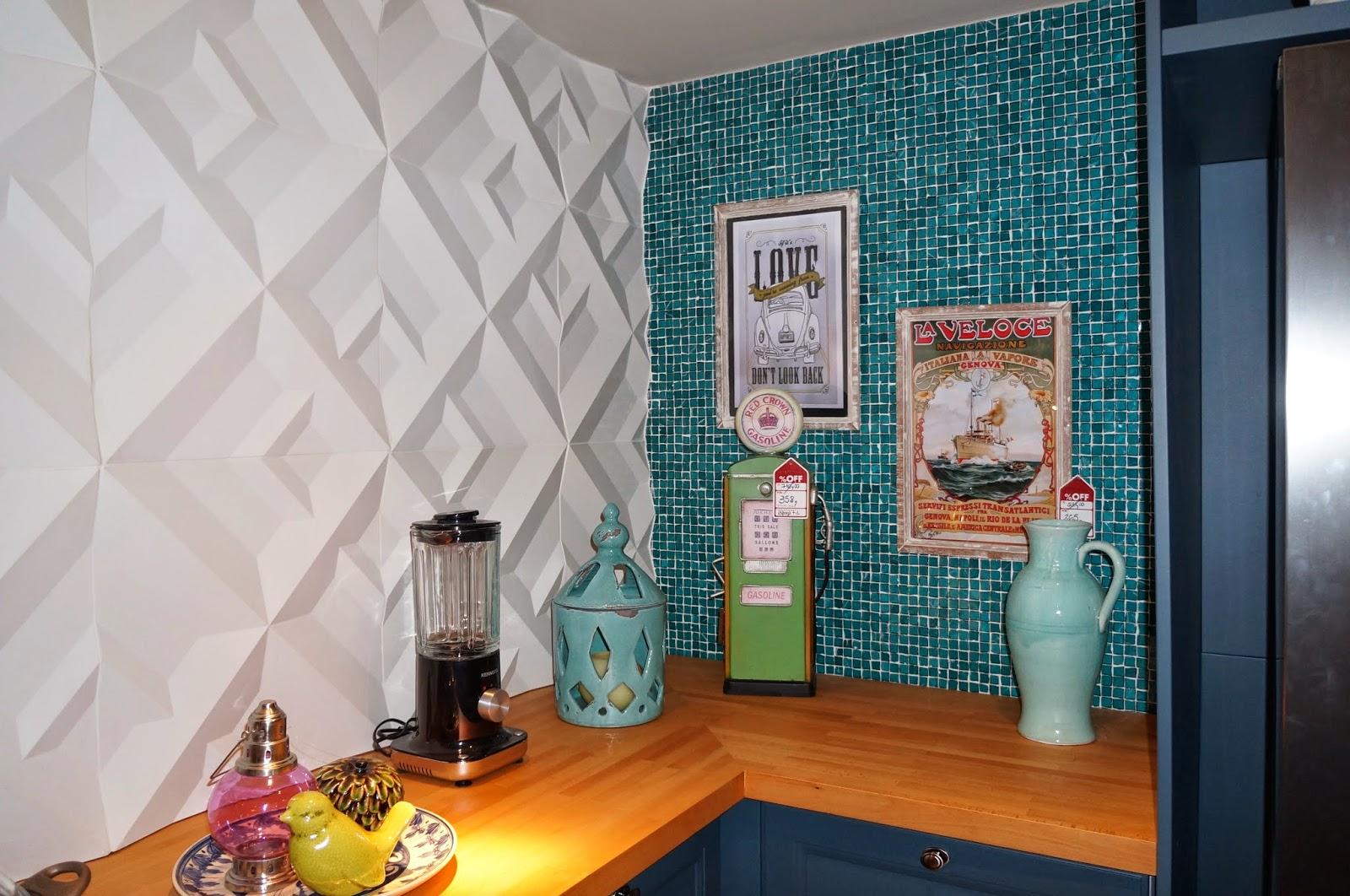 ambiente cozinha - projeto Gerson de Sá e Ana Salama  - Casa Cor SP 2014
